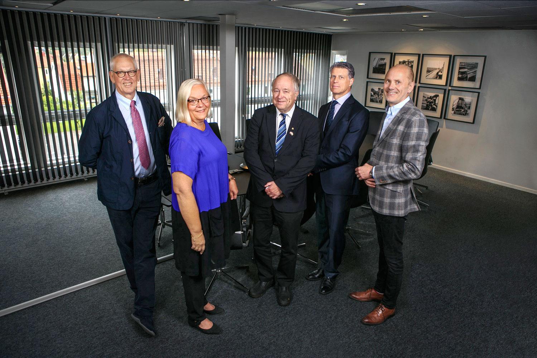 IngaBritt och Arne Lundbergs Forskningsstiftelse - The Board of Directors