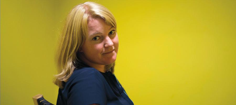Lisa Buvall