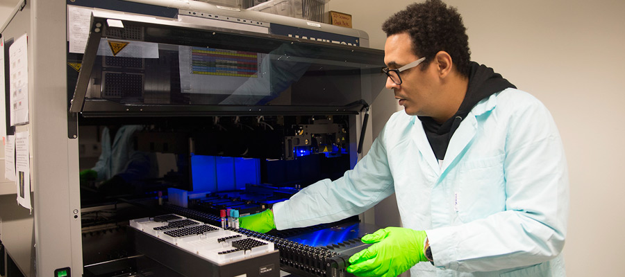 2019 - Aniel Sanchez Puente - Cancer - blodprover