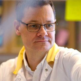 Jonas Nilsson - professorr